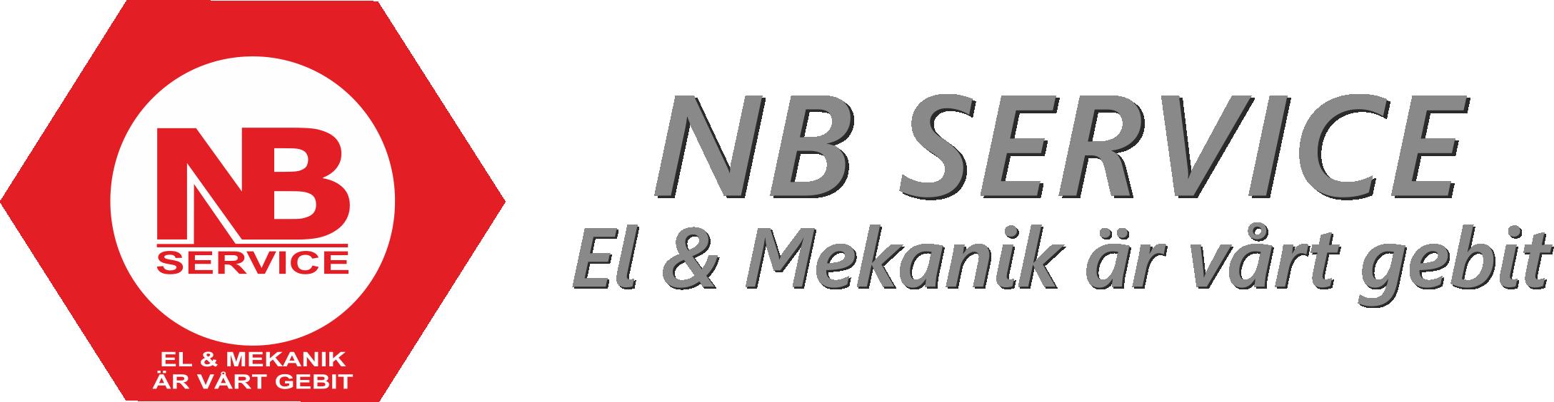 NB SERVICE AB Logo